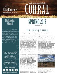 The Ranches Spring Corral 2017