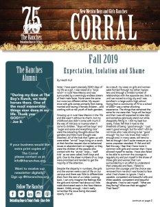 Fall Corral 2019
