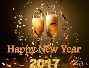 Happy New Year 2017 Greetings Images HD