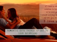 pictures ROMANTIC CUTE THINGS TO SAY TO YOUR BOYFRIEND