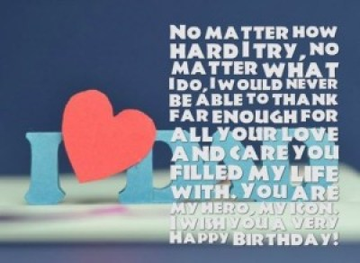 Special Birthday Quotes for Dad from daughter images