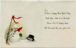 Wishing you a happy new yer greeting wishes images pictures
