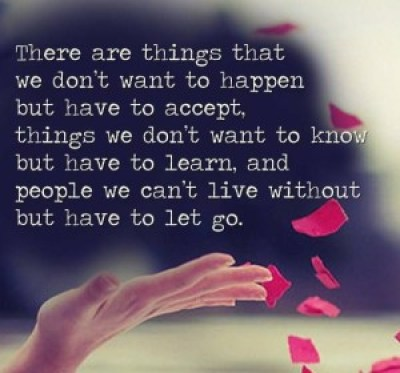 Quotes about Letting go for Him Images HD