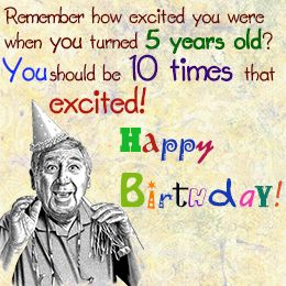 Funny happy 50th birthday wishes for men