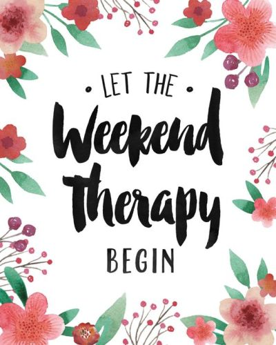 Happy Weekend Quotes