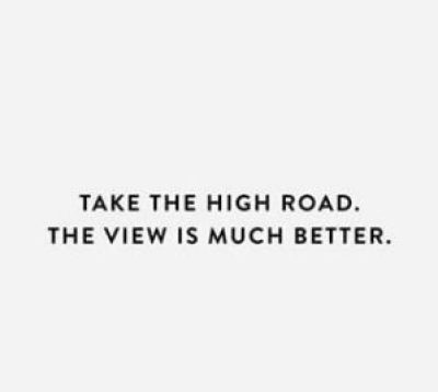 High Road Quotes