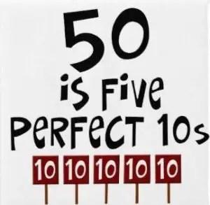 funny happy 50th birthday wishes