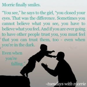 Best Tuesdays with Morrie Quotes