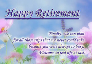 95 Best Retirement Wishes Messages And Greetings For