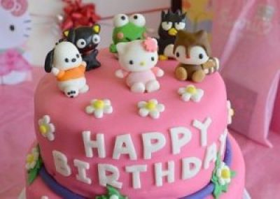Happy Birthday Cake Cartoon Pictures