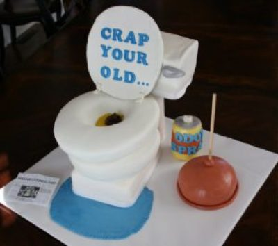Happy Birthday Funny Cake Images