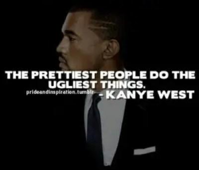 Inspirational rap quotes Kanye West