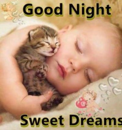 Sweet Good Night Images for Her