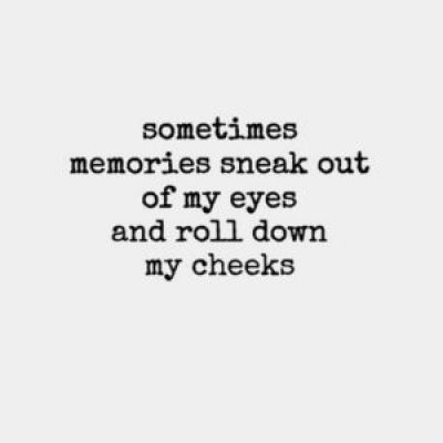 missing you quotes for her memories