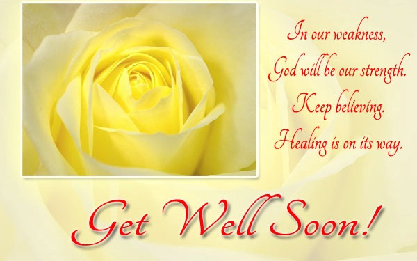 Get Well Soon Religious Quotes The Random Vibez