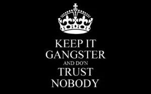 Trust No One Quotes Trust No Bitch Quotes.