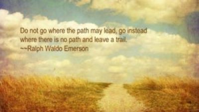 Ralph Waldo Emerson Nature Quotes