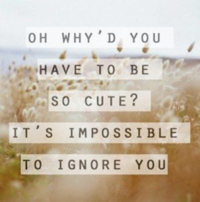 Cute Quote for Instagram Picture