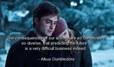 Deep Quotes by Dumbledore