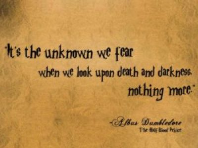 Powerful Dumbledore Quotes