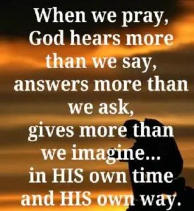 Religious Spiritual Quotes About God