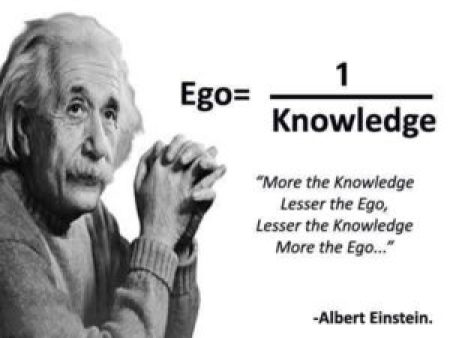 Ego Quotes Funny