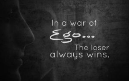 Ego Quotes in English