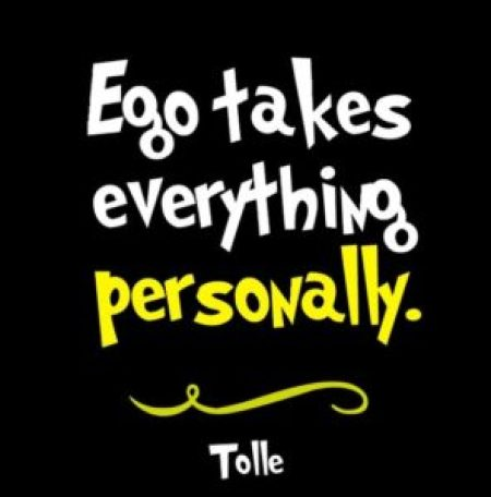 Funny Ego Quotes and Sayings