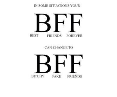 Fake Friends Quotes Life Lesson