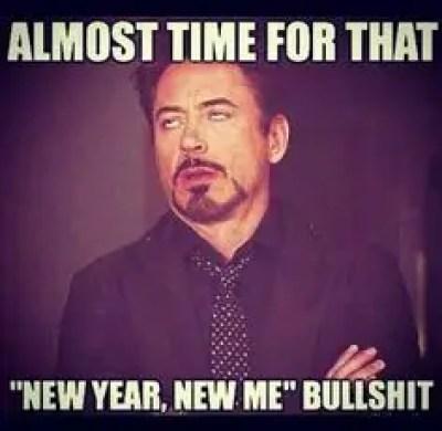 Funniest New Year Resolution