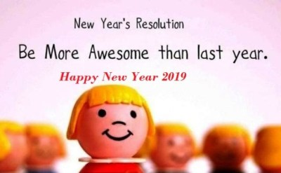 Funny New Year's Resolution Quotes