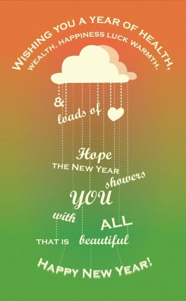 Inspirational New Year Wishes Images