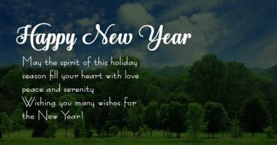 Inspiring New Year Picture Quotes