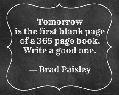Inspiring New Year Quotes