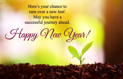 New Year Success Quotes