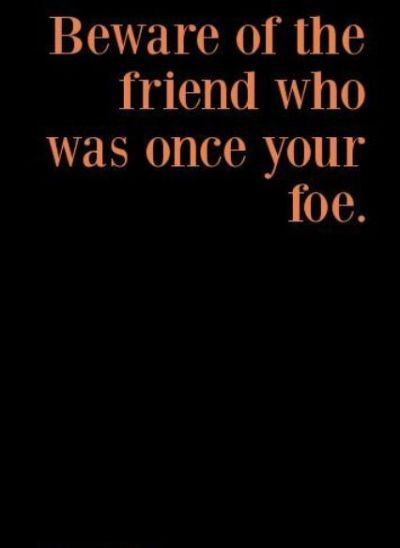 Sarcastic Quotes On Fake Friends