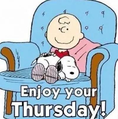 Thursday Cartoon Meme