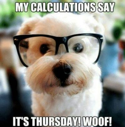 Thursday Cute Meme