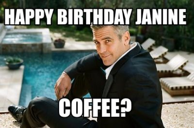 Happy Birthday With Coffee Memes