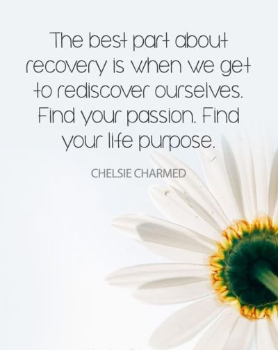 Mental Recovery Quotes