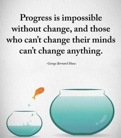 Progress Of Your Mind