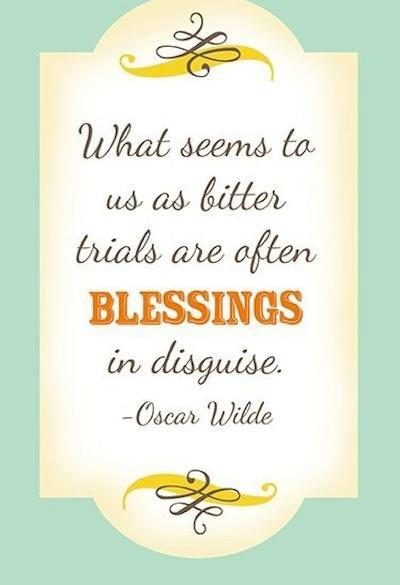 Blessing Picture Quotes