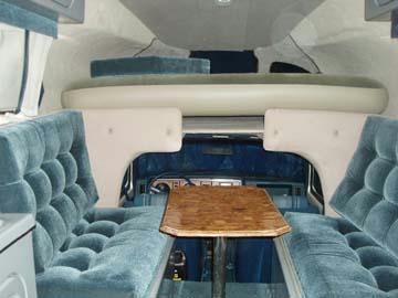 Ford Ranger Mirage Camper