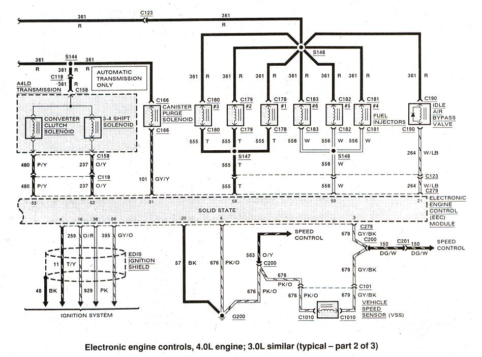 edis 4 wiring diagram 1997 ford f250 headlight switch fuelpump relay - the ranger station forums
