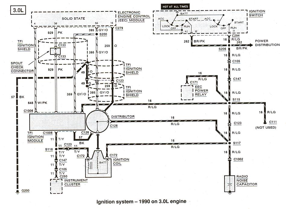 Of A 1990 Ford Ranger Wiring Diagram, Of, Free Engine