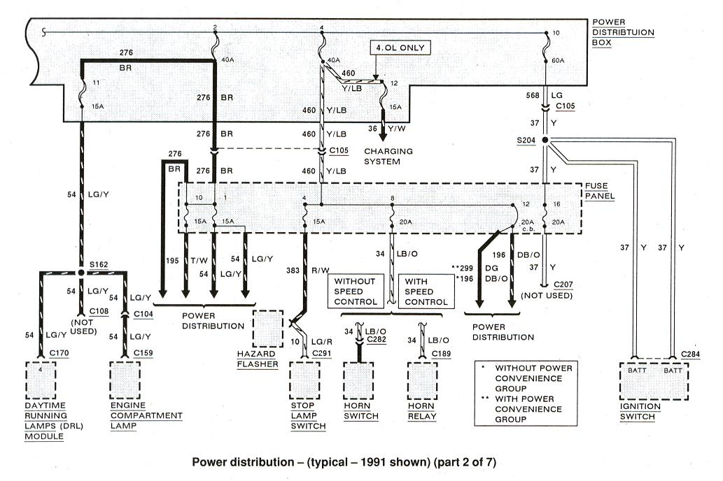 1992 Honda Civic Fuse Box Wiring Diagram, 1992, Free