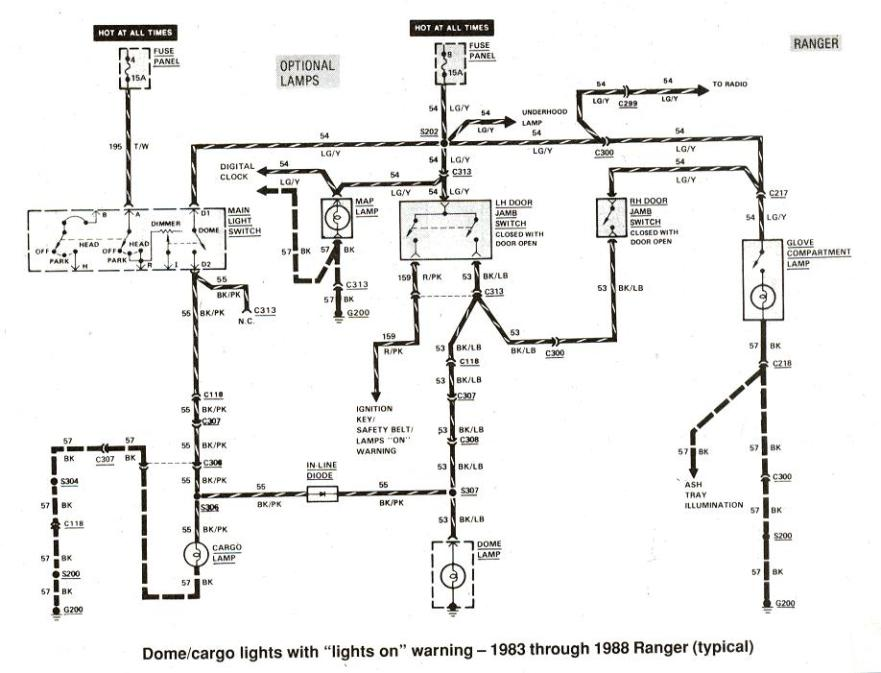 2000 ford ranger wiring diagram wiring diagram 1999 ford ranger starter wiring diagrams