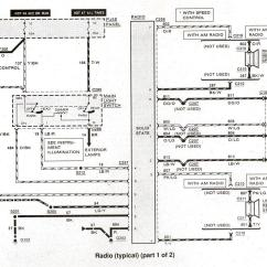 Typical Wiring Diagram Network Ford Ranger Diagrams The Station 1983 1990 Radio 1 Of 2