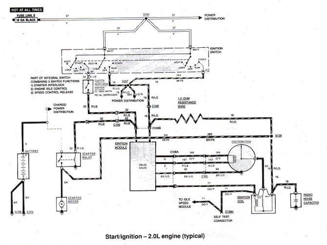 ford ranger wiring diagrams – the ranger station