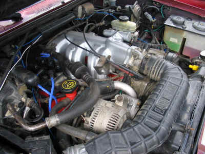 1984 Ford Bronco Wiring Diagram Ford Ranger 4 0l V 6 Engine Swap